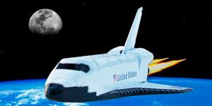 Новые игрушки для мальчиков.  Новые видео для детей.  Shuttle.